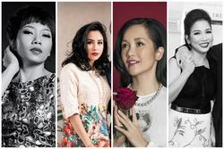 Hôn nhân của bộ tứ Diva nhạc Việt: Người êm đềm hạnh phúc, người lận đận truân chuyên