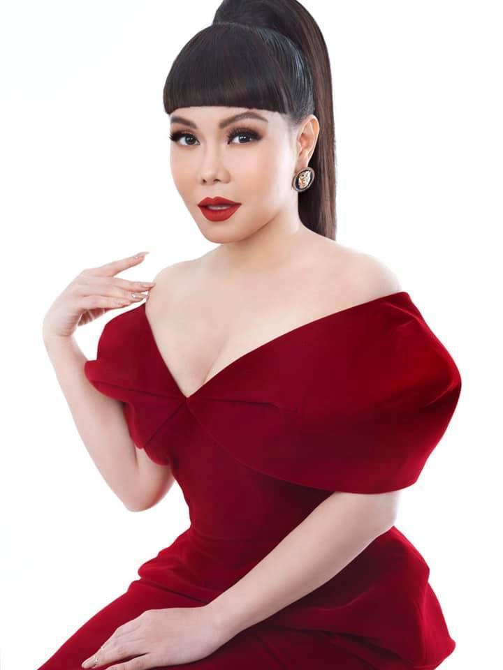 Việt Hương mắng kẻ xấu giả mạo fan: Thứ không có giáo dục-1
