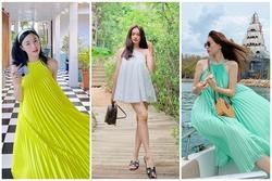 Kaity Nguyễn lên đồ như không mặc quần - Salim và Phương Nga 'đụng hàng'
