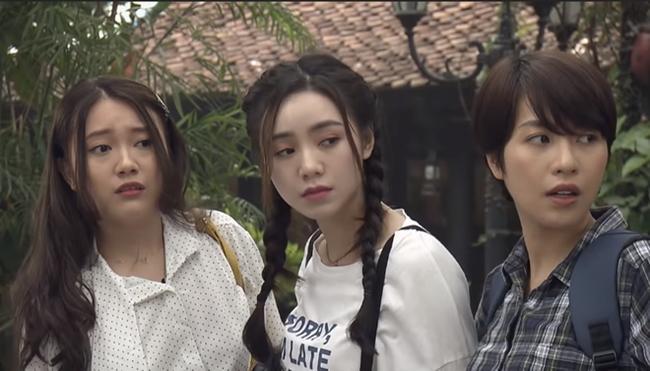 Minh Hằng, Thúy Ngân và những cô nàng tomboy đẹp trai nhất màn ảnh Việt-1