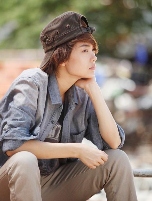 Minh Hằng, Thúy Ngân và những cô nàng tomboy đẹp trai nhất màn ảnh Việt-12