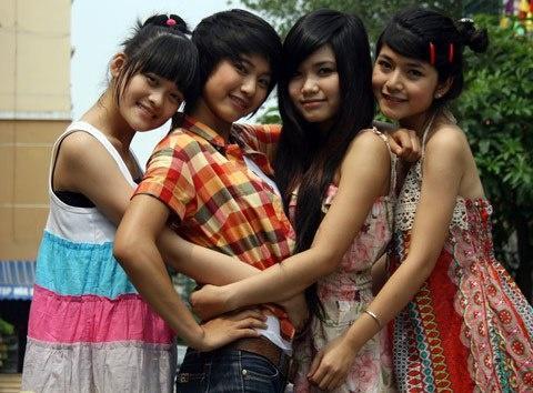 Minh Hằng, Thúy Ngân và những cô nàng tomboy đẹp trai nhất màn ảnh Việt-14