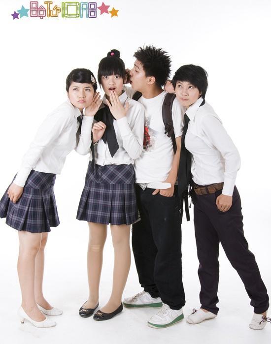 Minh Hằng, Thúy Ngân và những cô nàng tomboy đẹp trai nhất màn ảnh Việt-15