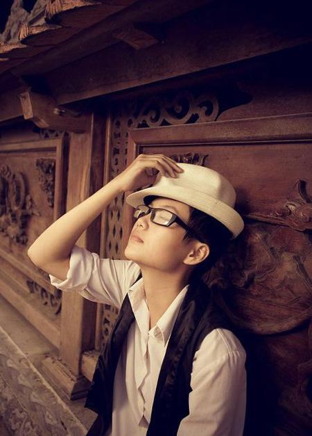 Minh Hằng, Thúy Ngân và những cô nàng tomboy đẹp trai nhất màn ảnh Việt-19