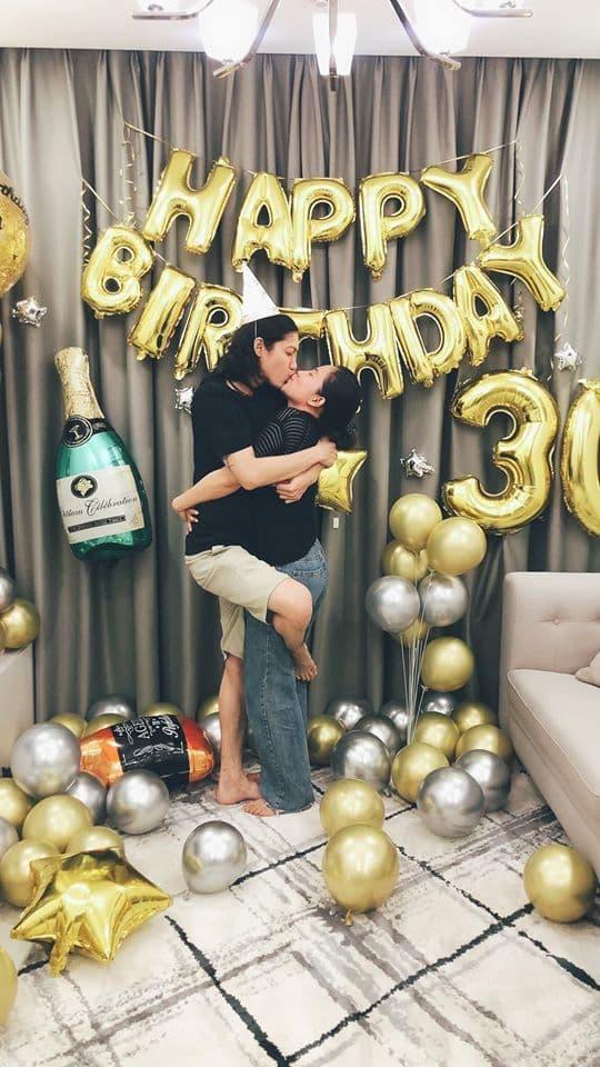 Lý Phương Châu tổ chức sinh nhật cho bạn trai - vũ công Hiền Sến-3