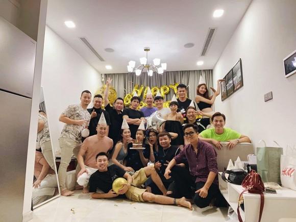 Lý Phương Châu tổ chức sinh nhật cho bạn trai - vũ công Hiền Sến-5