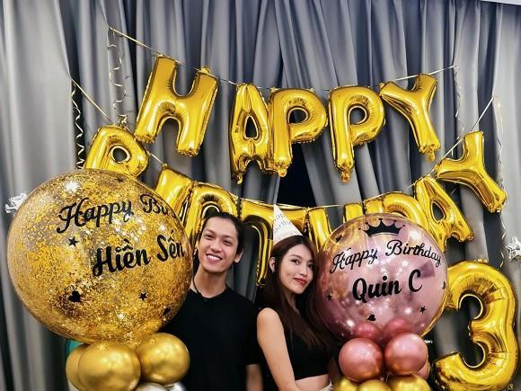 Lý Phương Châu tổ chức sinh nhật cho bạn trai - vũ công Hiền Sến-7