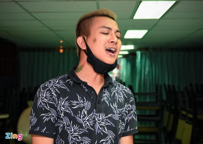 Hoài Lâm đã lấy lại giọng hát?-2