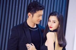 Động thái mới của Angela Baby ám chỉ đã ly hôn Huỳnh Hiểu Minh?