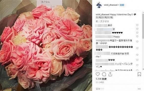 Giữa nghi vấn ly hôn, Triệu Vy bất ngờ xóa hết ảnh Huỳnh Hữu Long: Chuyện gì đang xảy ra?-2