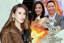 Giữa nghi vấn ly hôn, Triệu Vy bất ngờ xóa hết ảnh Huỳnh Hữu Long: Chuyện gì đang xảy ra?