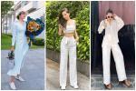 Công thức white-on-white được Thanh Hằng - Mai Phương Thúy lăng xê cực đẹp trong tuần qua