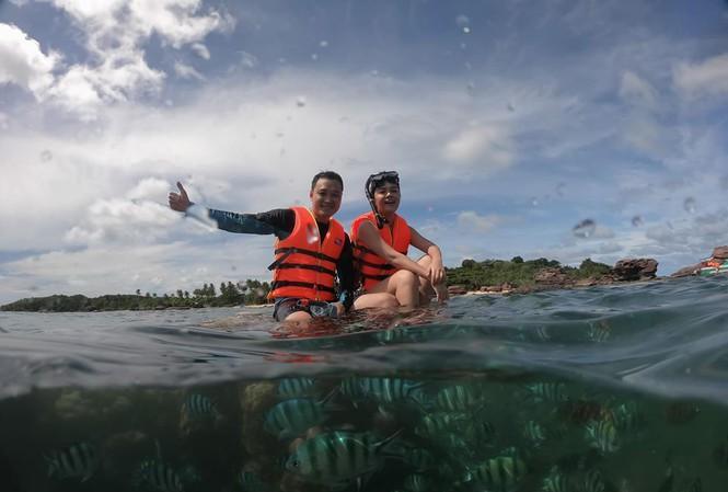 Phạm Quỳnh Anh xin lỗi vì ngồi lên san hô: Sai là sai, không bào chữa-1