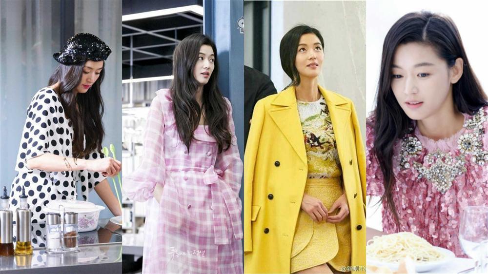5 mỹ nhân Hàn có tài biến màn ảnh thành sàn diễn thời trang-3