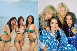 Đường tình duyên của 2 hội bạn thân toàn hot girl Hà thành
