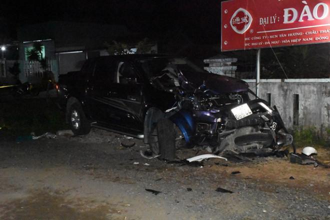Đề nghị truy tố tài xế gây tai nạn thảm khốc làm chết 4 người ở Phú Yên-1