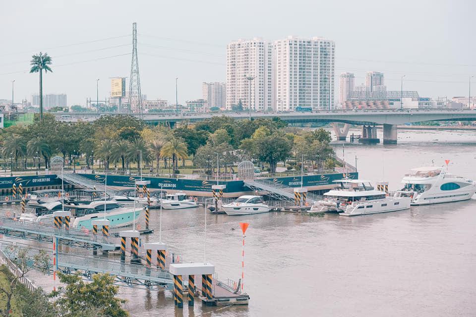 Một Sài Gòn đẹp lắm, đừng vội đi trong mắt chàng blogger 9X-3