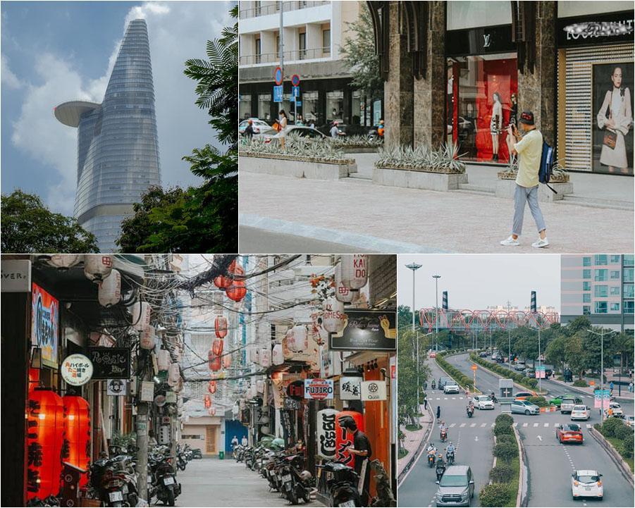 Một Sài Gòn đẹp lắm, đừng vội đi trong mắt chàng blogger 9X-9