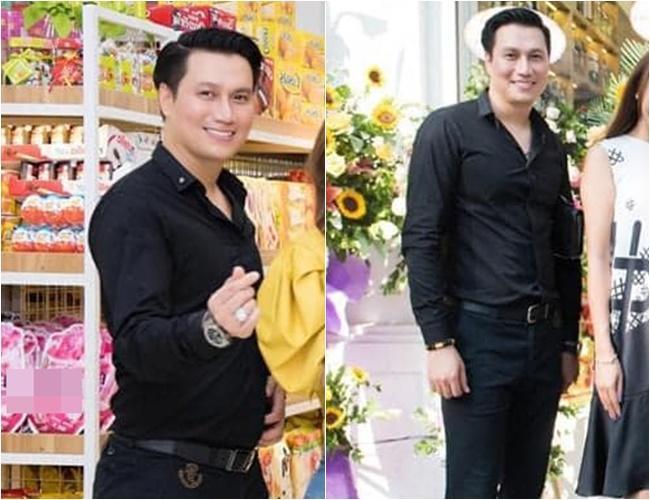 Ngoại hình đối lập của Việt Anh và Hương Trần sau ly hôn
