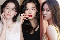 5 minh tinh cát xê cao nhất Hàn Quốc: Song Hye Kyo và Jun Ji Hyun, ai là số 1?