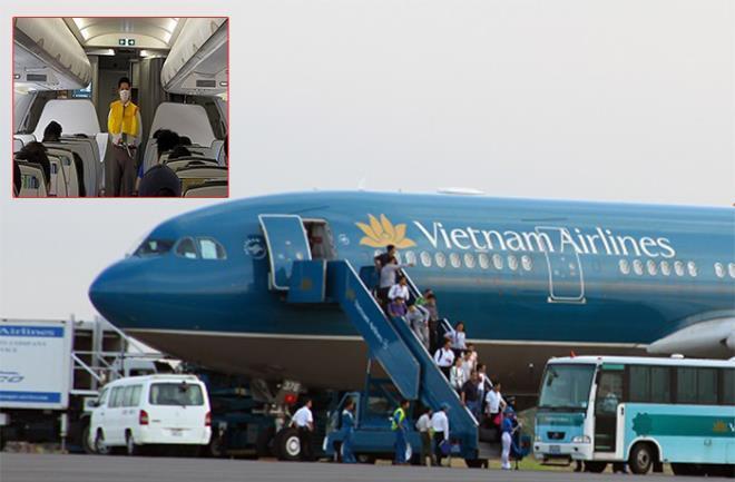 Tự ý xé áo phao, trốn nộp phạt, nữ hành khách bị cấm bay-1