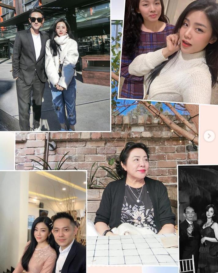 Hé lộ loạt ảnh hiếm hoi về chị ruột xinh đẹp của Ông Cao Thắng-2