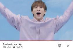 Gần 1 triệu người xem trực tuyến MV 'Có Chắc Yêu Là Đây' của Sơn Tùng M-TP