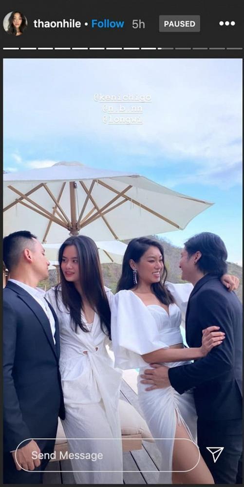 Hậu chia tay soái ca Người ấy là ai Huy Trần, rich kid Thảo Nhi Lê đã có bạn trai mới-3