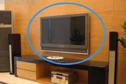 Những vị trí cấm kỵ đặt tivi trong nhà, người giàu không bao giờ làm thế!