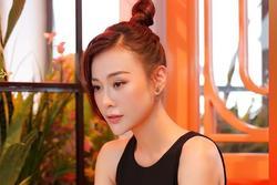 Phương Oanh: 'Tôi sẽ tạm dừng đóng phim vài năm'