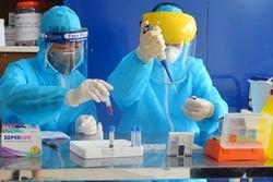 Phát hiện 14 trường hợp dương tính với COVID-19 tại khu cách ly ở Thanh Hóa