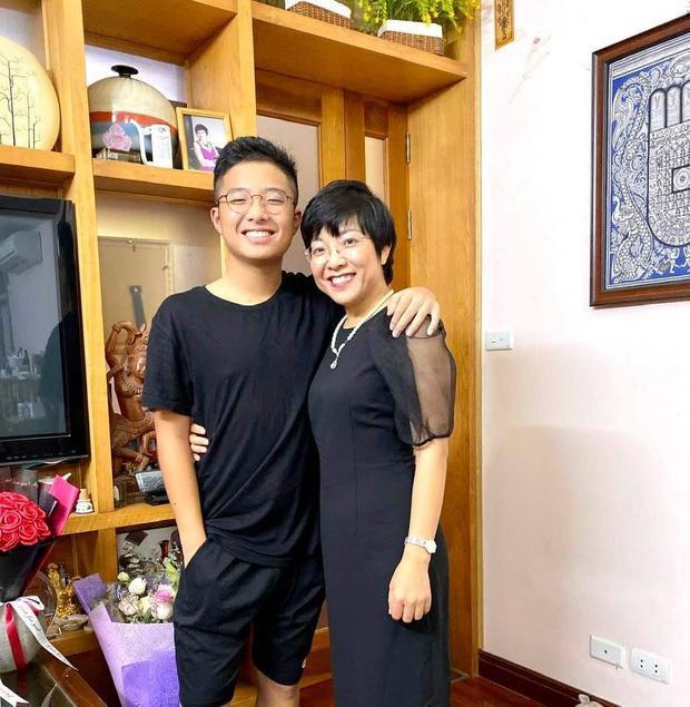 Con trai Công Lý và các quý tử điển trai, cao nổi bật của nghệ sĩ Việt-1