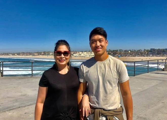 Con trai Công Lý và các quý tử điển trai, cao nổi bật của nghệ sĩ Việt-4