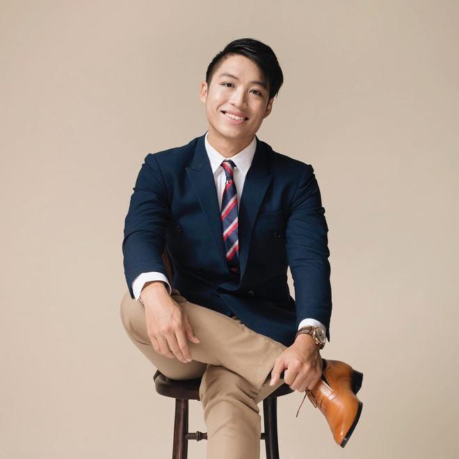 Con trai Công Lý và các quý tử điển trai, cao nổi bật của nghệ sĩ Việt-5