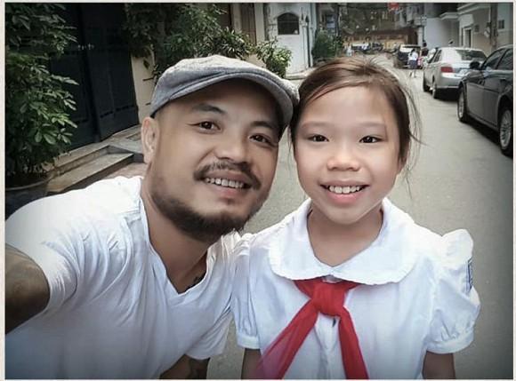 15 tuổi, con gái út của cố nhạc sĩ Trần Lập xinh đẹp phổng phao, ra dáng thiếu nữ-6