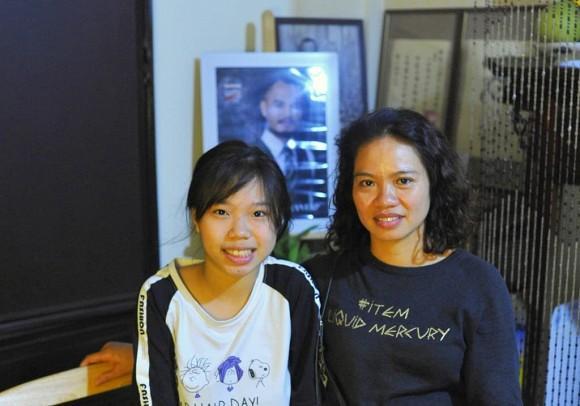 15 tuổi, con gái út của cố nhạc sĩ Trần Lập xinh đẹp phổng phao, ra dáng thiếu nữ-7