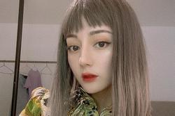 Địch Lệ Nhiệt Ba 'chơi lớn' đổi kiểu tóc như búp bê barbie