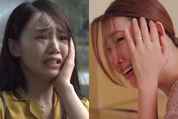 Quỳnh Kool và Thúy Ngân tranh chức 'diễn viên bị tát nhiều nhất trên màn ảnh'