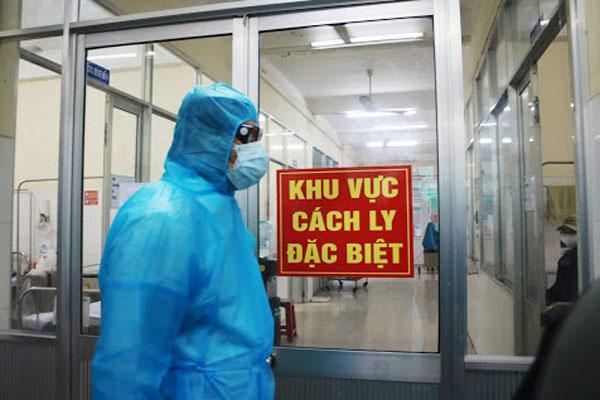 Bộ Y tế thông báo: Thêm 14 ca mắc Covid-19 mới, từ Bangladesh trở về-1