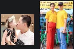 Trang Trần 'khóc tiếng Mán' khi chồng vơ hết nét đẹp của con về mình