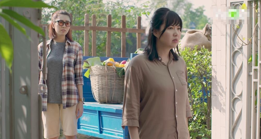 Gạo nếp gạo tẻ phần 2 tập 10: Chị em Lê Khánh - Thúy Ngân bất hòa vì việc tìm lại cha mẹ-7