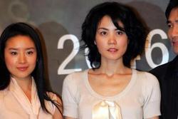 Vương Phi - Đổng Khiết của 14 năm trước: 'Thiên hậu' không kém sắc 'ngọc nữ'