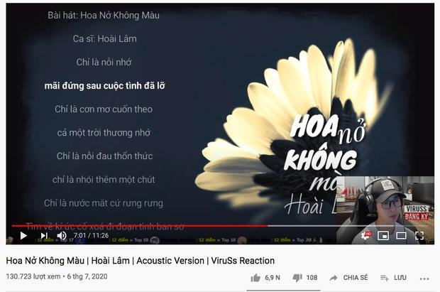 ViruSs nhận xét ca khúc đang đình đám của Hoài Lâm: Bản phối hay nhưng không hợp thời-4