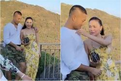 Chồng cũ Quỳnh Nga hẹn hò chân dài Quỳnh Thư?
