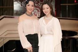 Ái nữ Việt có gương mặt mỹ nhân: Kín tiếng, là con gái của đại gia và hoa hậu