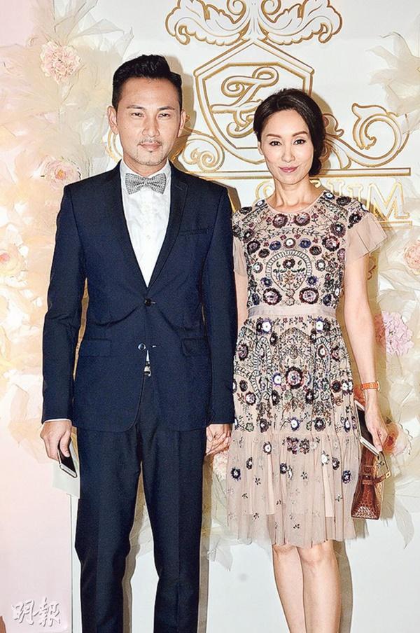5 cặp đôi thiên trường địa cửu của TVB-8