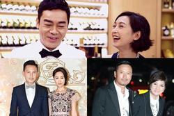 5 cặp đôi 'thiên trường địa cửu' của TVB