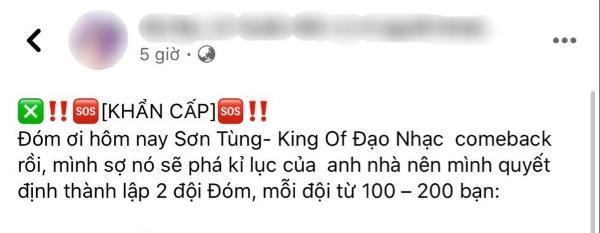 FC Jack phủ nhận chơi xấu MV mới Sơn Tùng M-TP hòng giữ kỷ lục cho idol-1