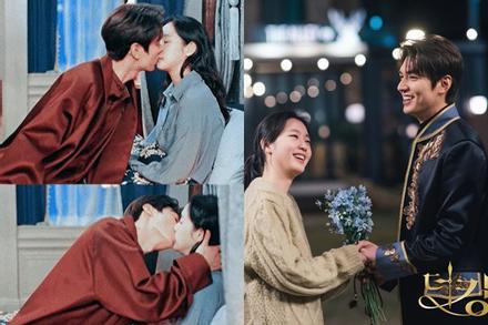 Loạt 'bằng chứng hẹn hò' của Lee Min Ho - Kim Go Eun
