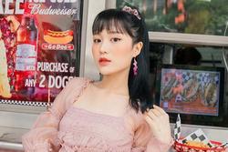Han Sara tung clip khoe vòng eo 51 cm, nhỏ nhất showbiz